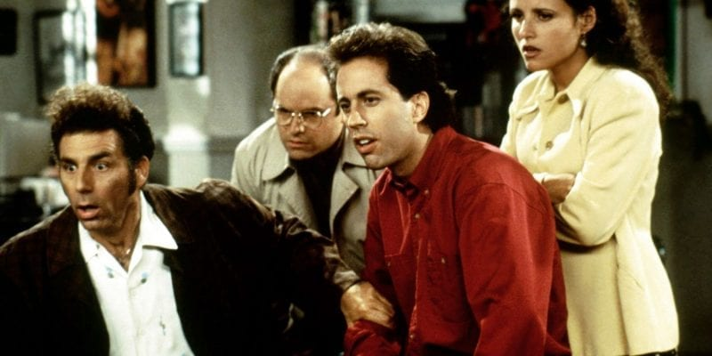 """Streaming war: Rights to """"Seinfeld"""", """"Friends"""", """"The Big Bang Theory"""" and others raised $2 billion"""