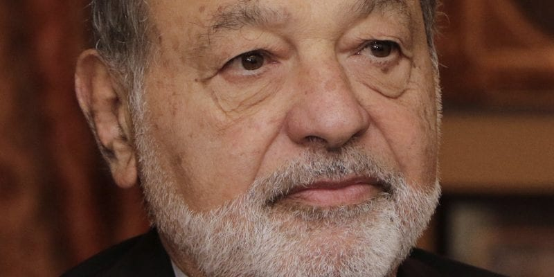 Mexican Carlos Slim Helú is the richest man in Latin America.
