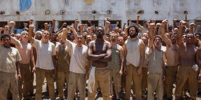 scene from Netflix series Brotherhood. Photo: O2 Filmes/ Courtesy