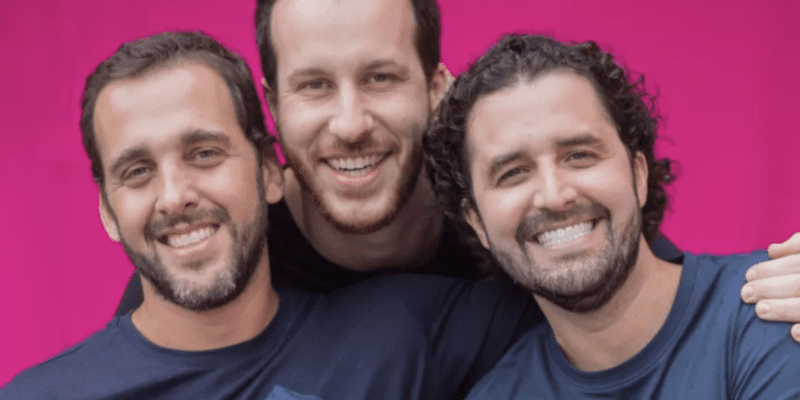 Alice's startup co-founders