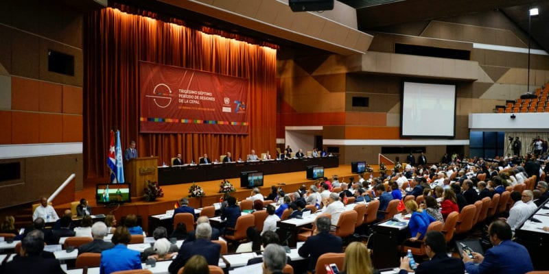 Event promoted by ECLAC