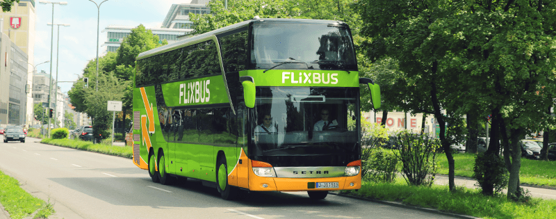 Germany's FlixBus debuts in Brazil to compete in the interstate bus travel market